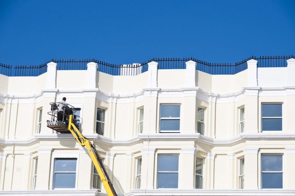 Commercial Window Cleaning Wollongong